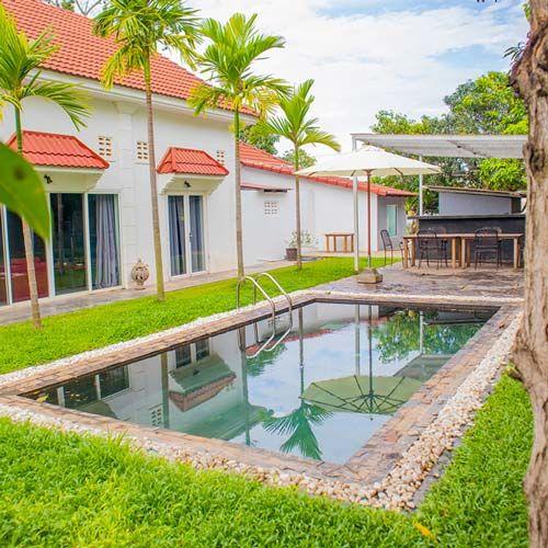 Lotus Khmer Villa