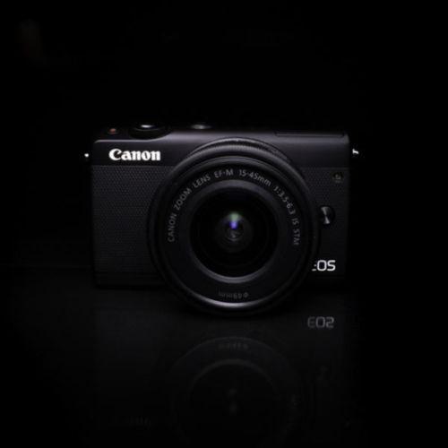 Shooting Produit : Canon M100